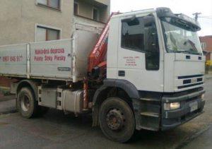 nákladná doprava, Iveco Tracker 26t